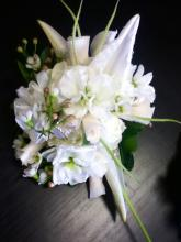 Purity Corsage