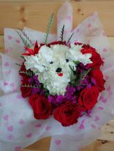 Puppy Love 2 Bouquet