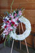 Treasured Memories Wreath